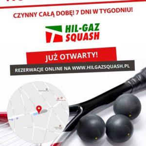 HIL-GAZ SQUASH